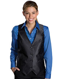 Edwards 7396 Women Grid Vest