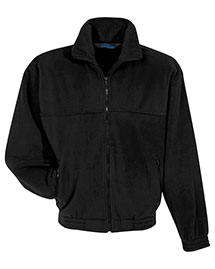 Tri-Mountain 7600 Mens Panda Fleece Jacket at bigntallapparel