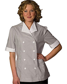 Edwards 7775 Women Cord Double Breasted Tunic