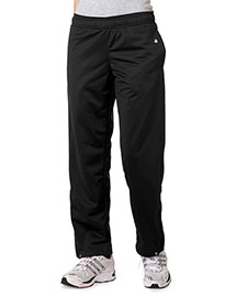 Badger 7911 Ladies' Brushed Tricot Pants at bigntallapparel