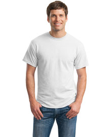 Gildan 8000 Men Ultra Blend    50/50 Cotton/Poly Tshirt