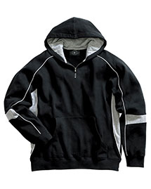 Charles River Apparel 8052  Victory Hooded Sweatshirt at bigntallapparel
