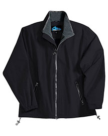 Tri-Mountain 8090 Men Big And Tall Nylon Jacket With Fleece Lining