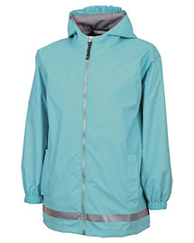 Charles River Apparel 8099 Men New Englander Rain Jacket
