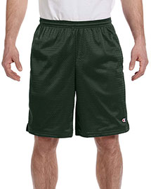 Champion 81622 Men's Long Mesh Shorts With Pockets