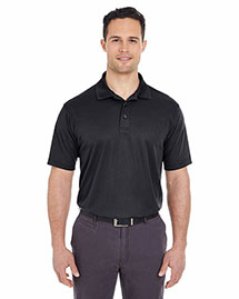 Ultraclub 8210 Men Cool & Dry Mesh Pique Polo