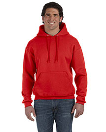 Fruit Of The Loom 82130 Men  12 Oz. Supercotton 70/30 Pullover Hood