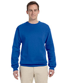 Fruit Of The Loom 82300 Men  12 Oz. Supercotton 70/30 Fleece Crew