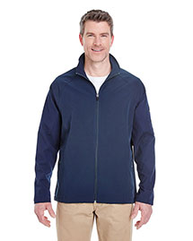 Ultraclub 8271 Men Soft Shell Jacket