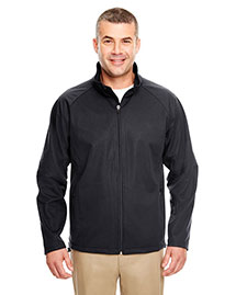 Ultraclub 8275 Men Kiss Bonded Soft Shell Jacket