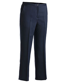Edwards 8279 Women's Polyester Flat Front Pant at bigntallapparel