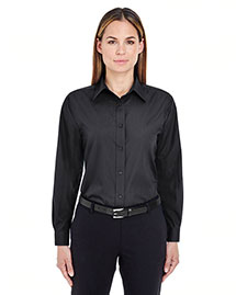 Ultraclub 8331 Women Performance Poplin