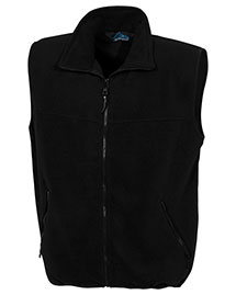 Tri-Mountain 8350 Men Big And Tall Panda Fleece Vest