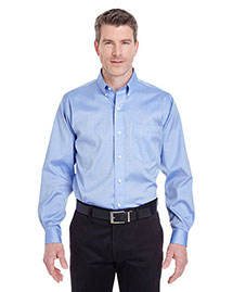 Ultraclub 8380 Men Noniron Pinpoint Shirt