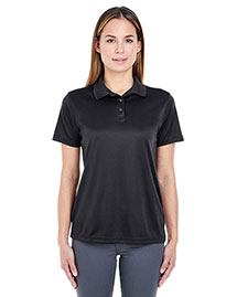 UltraClub 8404 Women WoCool & Dry Mesh Sport Polo
