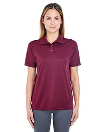 Ultraclub 8404 Women Cool & Dry Mesh Sport Polo