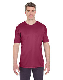 UltraClub 8420 Men's Cool & Dry Sport Performance Interlock Tee at bigntallapparel