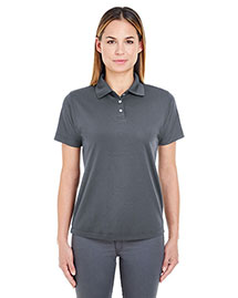 UltraClub 8445L Ladies' Cool & Dry StainRelease Performance Polo at bigntallapparel