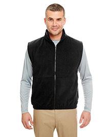 Ultraclub 8486 Men Menfull Zip Vest