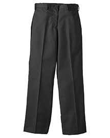 Edwards 8576 Women's Easy Fit Chino Flat Front Pant at bigntallapparel