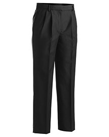 Edwards 8629 Women Washable Wool Blend Pleated Pant at bigntallapparel