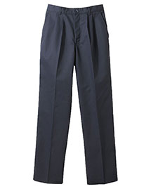 Edwards 8679 Women Blended Chino Pleate Pant at bigntallapparel