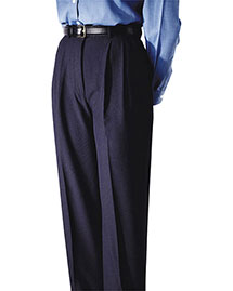 Edwards 8691 Women's Polyester Pleated Pant at bigntallapparel