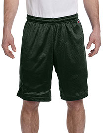 Champion 8731 Men  Polyester Mesh Shorts