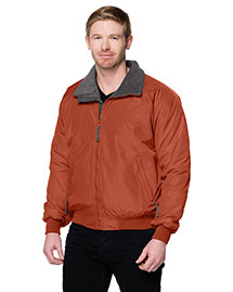 Tri-Mountain 8800 Men Nylon 3 Season Jacket With Fleece Lining