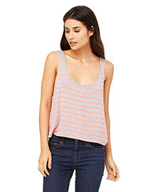 Bella 8880 Women Flowy Boxy Tank at bigntallapparel