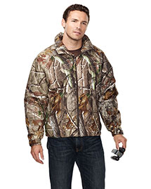Tri-Mountain 8886C Men Mountaineer Camo at bigntallapparel