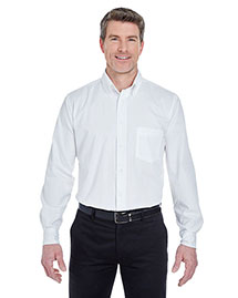 Ultraclub 8975 Men Whisper Twill Wovens