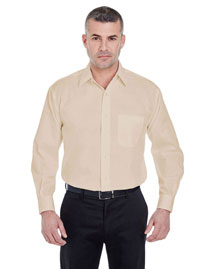 Ultraclub 8991 Men Whisper Elite Twill Shirt