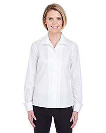 Ultraclub 8992 Women Whisper Elite Twill Shirt