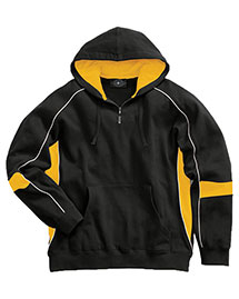 Charles River Apparel 9052 Men Victory Hooded Sweatshirt at bigntallapparel