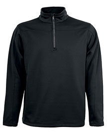 Charles River Apparel 9492 Men Stealth Zip Pullover