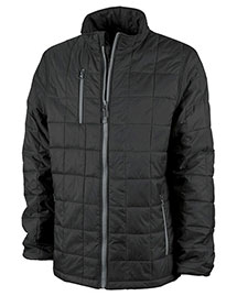 Charles River Apparel 9540  Lithium Quilted Jacket at bigntallapparel