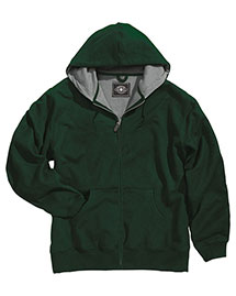 Charles River Apparel 9542  Tradesman Thermal Full Zip Sweatshirt