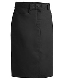 Edwards 9711 Women's Chino Skirt Medium 25