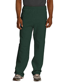 Jerzees 974mp Women  Nublend Open Bottom Pant With Pockets