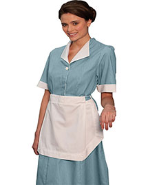 Edwards 9895 Women Cord Housekeeping Dress