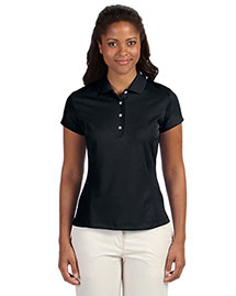 Adidas A171 Ladies' Climalite® Solid Polo at bigntallapparel