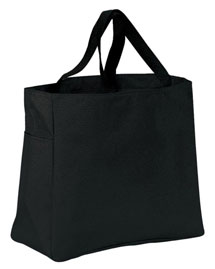 Port & Company B0750  Essential Tote at bigntallapparel