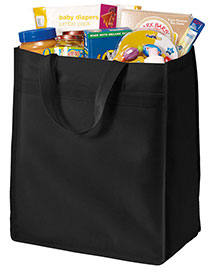 Port Authority B159  Standard Polypropylene Grocery Tote at bigntallapparel