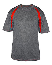 Badger 4340 Men Fusion Short Sleeve Athletic Tee at bigntallapparel