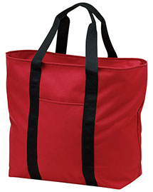 Port Authority B5000SAN All Purpose Tote Bag at bigntallapparel