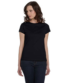 Bella B6020 Women Organic Jersey Short-Sleeve T-Shirt