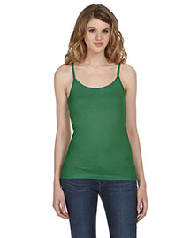 Bella B8111 Women Sheer Jersey Tank at bigntallapparel
