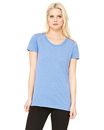 Bella B8413 Women Triblend Short-Sleeve T-Shirt