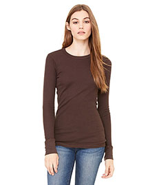 Bella B8500 Women Thermal Long-Sleeve T-Shirt
